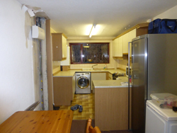 kitchen before refit