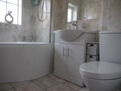 Creative Design Bathrooms Coventry - fitted bathroom
