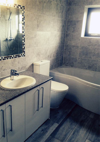 Creative Design Bathrooms