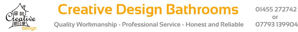 Creative Design Bathrooms Header