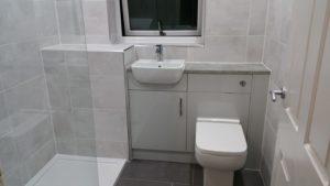 Walk-In Shower Room Installation