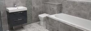 Complete bathroom installation Warwickshire