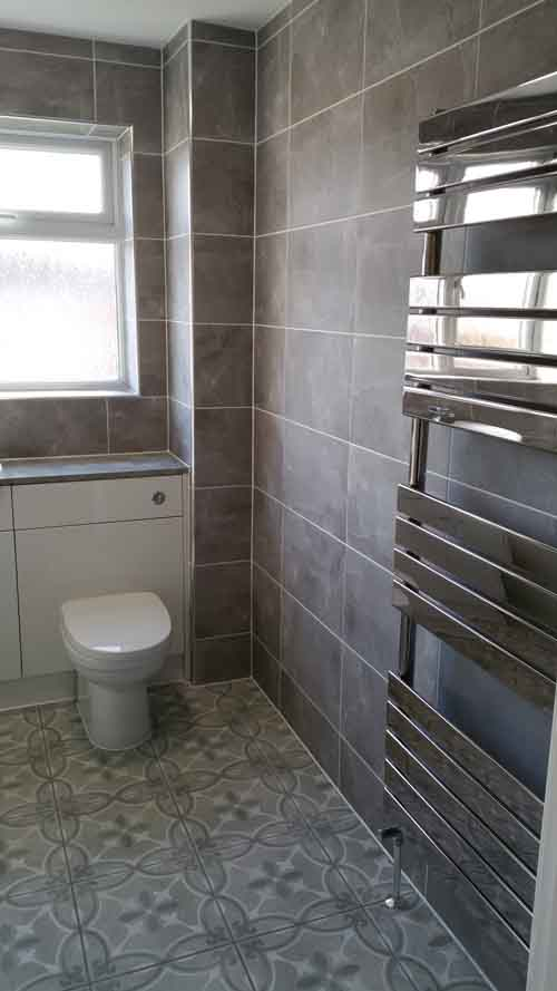 Bathroom fitters Lutterworth